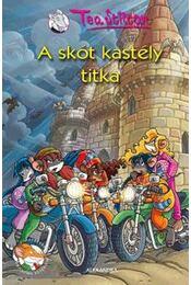 A skót kastély titka -Tea Stilton - Tea Stilton - Régikönyvek