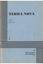 Terra Nova - Ted Tally - Régikönyvek