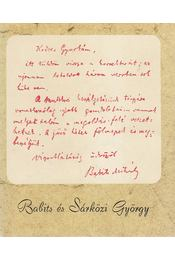 Babits és Sárközi György - Téglás János - Régikönyvek