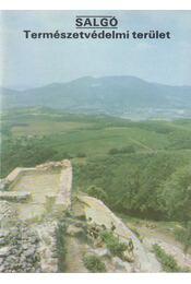 Salgó - Természetvédelmi terület - Temesi Ida - Régikönyvek