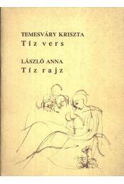 Tíz vers - Temesváry Kriszta - Régikönyvek