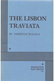 The Lisbon Traviata - Terrence McNally - Régikönyvek