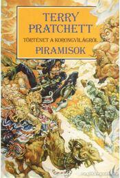Piramisok - Terry Pratchett - Régikönyvek