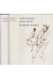 Kakuk Marci I-II. - Tersánszky Józsi Jenő - Régikönyvek