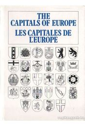The Capitals Of Europe - Les Capitales De L'Europe - Régikönyvek