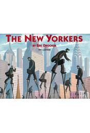 The New Yorkers by Eric Drooker - Régikönyvek