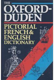 The Oxford-Duden Pictorial French & English Dictionary - Régikönyvek