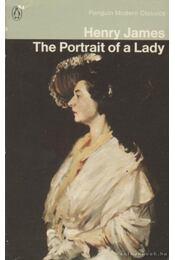 The Portrait of a Lady - Henry James - Régikönyvek