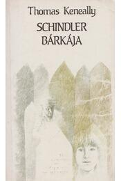 Schindler bárkája - Thomas Keneally - Régikönyvek