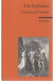 Die Sophisten - Thomas Schirren - Régikönyvek