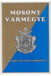 Mosony Vármegye - Thullner István - Régikönyvek