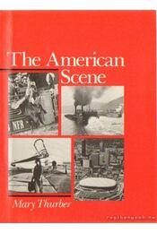 The American Scene - Thurber, Mary - Régikönyvek