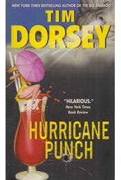 Hurricane Punch - Tim Dorsey - Régikönyvek