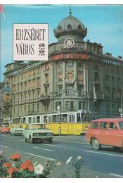 Erzsébetváros - Tímár Andor - Régikönyvek