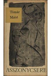 Asszonycsere - Timár Máté - Régikönyvek