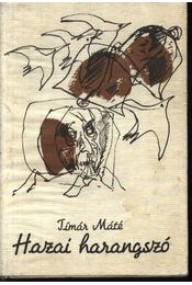 Hazai harangszó - Timár Máté - Régikönyvek