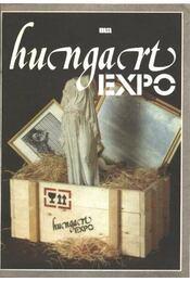 Hungart expo - Több író - Régikönyvek