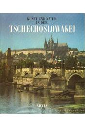 Kunst und Natur in der Tschechoslowakei - Több szerző - Régikönyvek