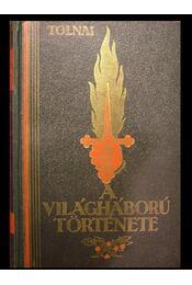 A világháború története IV. kötet - Régikönyvek