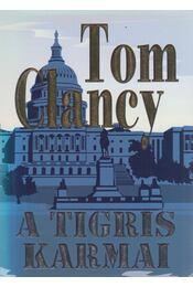 A tigris karmai - Tom Clancy - Régikönyvek