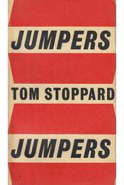 Jumpers - Tom Stoppard - Régikönyvek