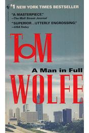 A Man in Full - Tom Wolfe - Régikönyvek