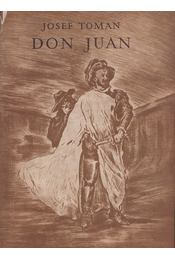 Don Juan - Toman, Josef - Régikönyvek