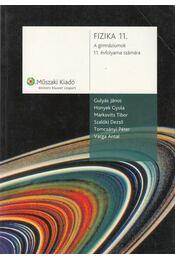 Fizika 11. - Tomcsányi Péter - Régikönyvek