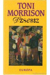 Dzsessz - Toni Morrison - Régikönyvek