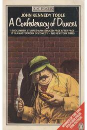 A Confederacy of Dunces - Toole, John Kennedy - Régikönyvek