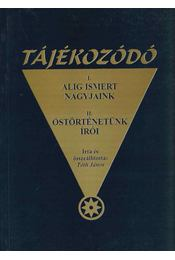 Tájékozódó 2004 - Tóth János - Régikönyvek