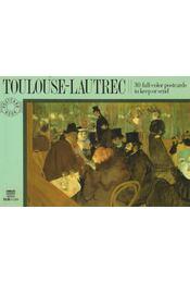 Toulouse-Lautrec - Régikönyvek
