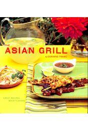 The Asian Grill - TRANG, CORINNE - Régikönyvek