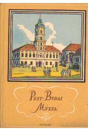 Pest-Budai Múzsa - Trencsényi-Waldapfel Imre - Régikönyvek