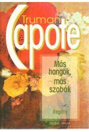 Más hangok, más szobák - Truman Capote - Régikönyvek