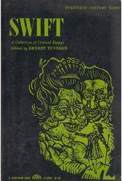 Swift: A Collection of Critical Essays - Tuveson, Ernest Lee - Régikönyvek