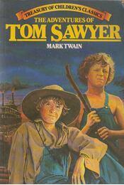 The Adventures of Tom Sawyer - Twain, Mark - Régikönyvek