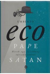 Pape Satan - Umberto Eco - Régikönyvek