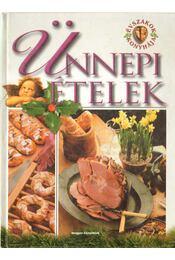 Ünnepi ételek - Régikönyvek