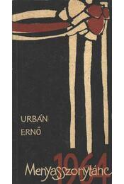 Menyasszonytánc 1964 - Urbán Ernő - Régikönyvek