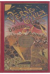 Utazás a föld körül nyolcvan nap alatt - Verne Gyula - Régikönyvek