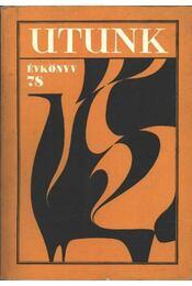 Utunk Évkönyv 1978. - Régikönyvek