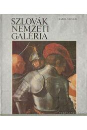 Szlovák Nemzeti Galéria - Vaculik, Karol - Régikönyvek
