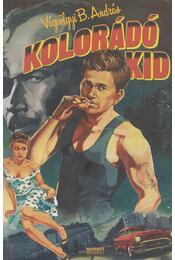 Kolorádó Kid - Vágvölgyi B. András - Régikönyvek