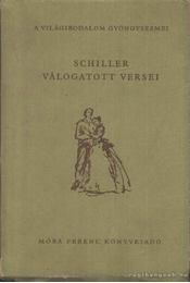 Schiller válogatott versei - Vajda György Mihály - Régikönyvek