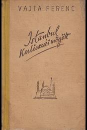 Isztanbul kulisszái mögött. (Naplójegyzetek.) - Vajta Ferenc - Régikönyvek