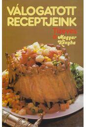 Válogatott receptjeink II. - Régikönyvek