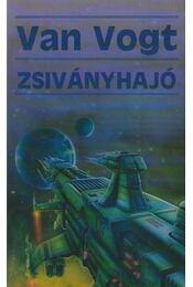 Zsiványhajó - VAN VOGT, A.E. - Régikönyvek
