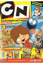 Cartoon Network magazin 2006/1. - Varga Csaba - Régikönyvek