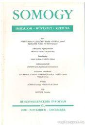 Somogy 2001. november-december 6. - Varga István - Régikönyvek